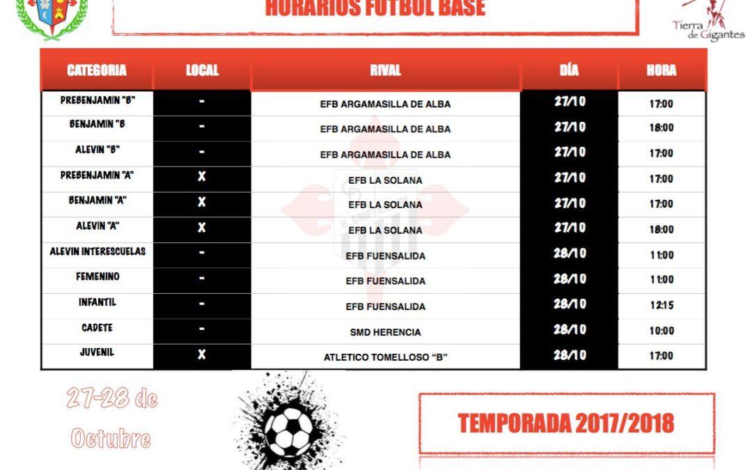 Jornada 2 – FUTBOL BASE
