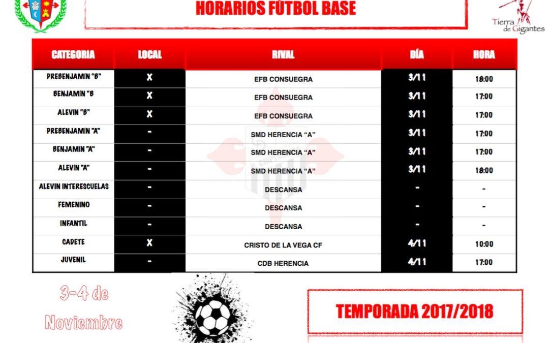 Jornada 3 – FUTBOL BASE